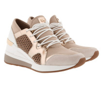 Scout Trainer Sand Sneakers braun
