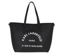 Tote Rue Saint Guillaume Black