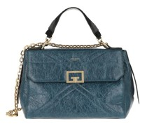 Satchel Bag ID Medium Crackling Leather