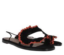 Sandalen Sandal Black/Orange