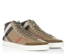Sneakers - MF Painton Sneaker Housecheck Olive