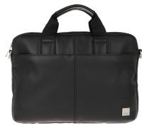 """Herrentasche Stanford Briefcase 15"""" Black"""