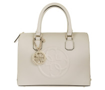 Tasche - Korry Box Satchel Bone