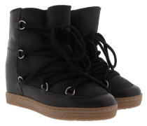 Nowles Snow Ankle Boots Black Schuhe