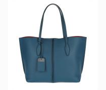 Joy Shopping Bag Blue Tote blau