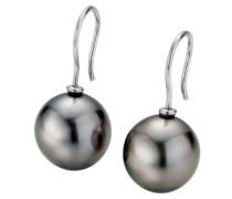 Ohrringe Earrings Cultured Tahiti Pearls Silver