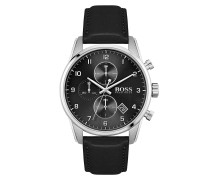 Uhr Men Chronograph Skymaster Black
