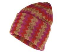 Mützen Chevron Knit Hat