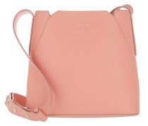 Umhängetasche Josephine Bucket Bag Coral Crush