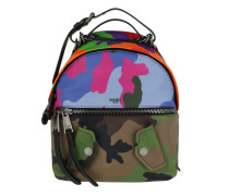 Camouflage Backpack Multicolor Rucksack