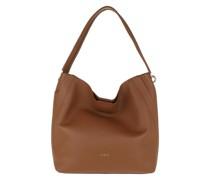 Hobo Bag Grace Medium Cognac