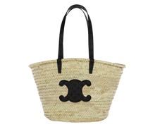 Shopper Triomphe Large Basket Black