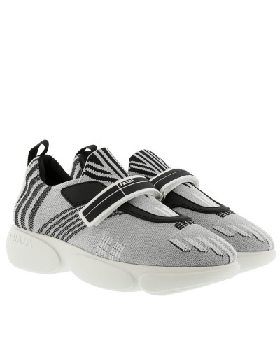 Sneakers Cloudbust Fabric Sneakers Silver/White silber