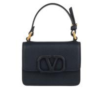 Umhängetasche V Logo Chain Shoulder Bag Leather Multi