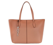 Anq Bag Calf Marrone/Brandy/Chiaro Tote