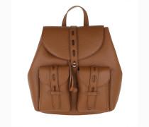 Rucksack Net S Backpack Cognac