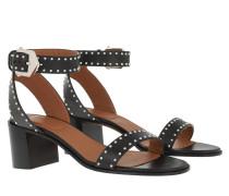 Sandalen Heeled Sandal Black