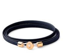 Armbänder Nexus Wrap Bracelet Gold Vermeil Polished S