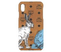 Smartphone Case iPhone XS Max Cognac