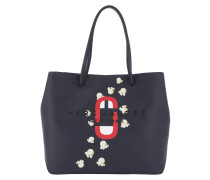 EW Umhängetasche Tote Midnight Blue Multi