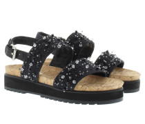 Sandalen - Liliana Sandal Canvas Black