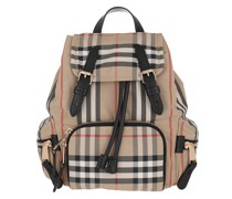 Rucksack Zaino Backpack Archive Beige