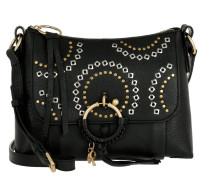 Joan Shoulder Bag Small Black