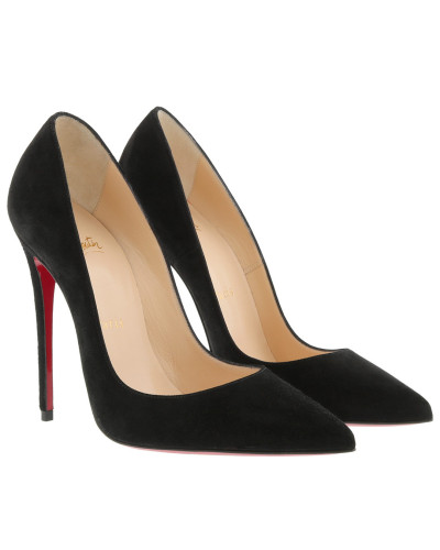 Pumps So Kate Pumps 120 Suede Black schwarz