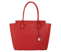 Mercer LG Satchel Bright Red Tote