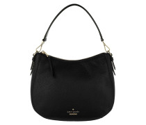 Mylie Shoulder Bag Small Black Umhängetasche