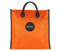 Shopper Off The Grid Large Leather Carrot