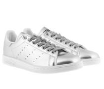 Stan Smith W Sneakers Metallic Silver Sneakerss
