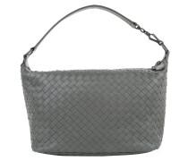 Tasche - Intrecciato New Baby Bag Dark Grey