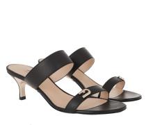 Sandalen 1927 Mule Sandal Nero