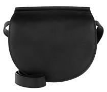 Infinity Mini Saddle Bag Black Umhängetasche