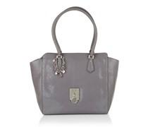 Guess Tasche - Rosalind Avery Caryall Taupe - in braun - Umhängetasche für Damen
