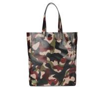 Mustang Shopping Bag Military