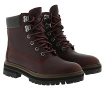 Boots London Square Boot Dark Port