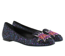 Loafers & Slippers - K/Pop Slipper Black