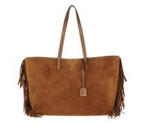 Shopper Tote Bag Suede