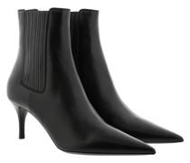 Boots Lexi 65 Elast Bootie Leather Nero