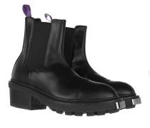 Boots Nikita Leather Black