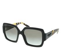 Sonnenbrille 0PR 21XS 1AB0A7 Woman Sunglasses Heritage Black