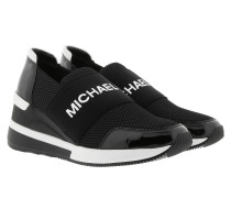 Sneakers Felix Black Optic White