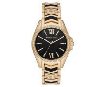 Uhr Watch Whitney MK6743 Gold
