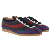 Falacer Sneakers With Web Lurex GG Sneakerss