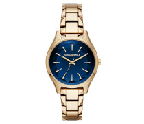Belleville Watch Blue Armbanduhr