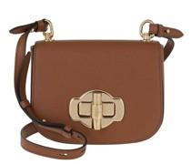 Crossbody Bags Saffiano Lock Bag Leather