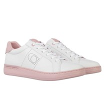 Sneakers Lowline Leather White/Aurora