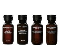 Pflegesets Travel Kit Essentials: Body Cleanser + Cream, Sham
